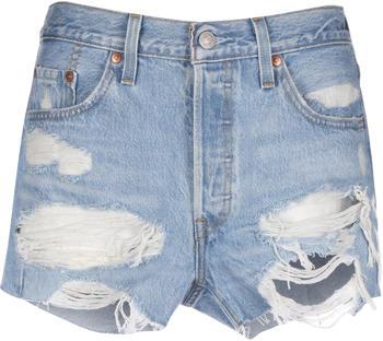 Levi's 501 High Waisted Shorts (56327) luxor anubis