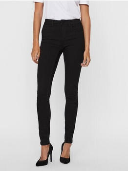 Noisy May Nmjen Nw S.s Shaper Jeans Vi023bl Noos (27005957) black
