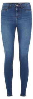 Noisy May Nmcallie Hw Skinny Jeans Vi021mb Noos (27007979) medium blue denim