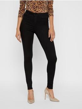 Noisy May Nmcallie Hw Skinny Jeans Vi023bl Noos (27007982) black denim