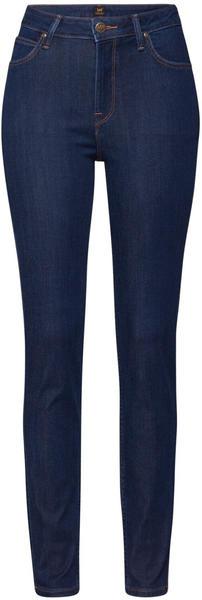 Lee Scarlett High Jeans Skinny Fit tonal stonewash