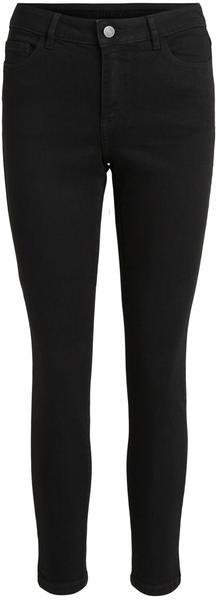 Vila Viskinnie Gy Rw Skinny Jeans Blk/su-noos (14063725) black denim