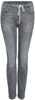 Opus Louis Straight Soft Jeans soft washed grey