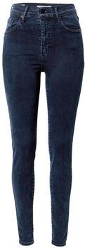 Levi's Mile High Super Skinny Jeans bruised heart