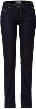 Cross Jeanswear Rose High Waist Straight Fit Jeans (055) rinsed