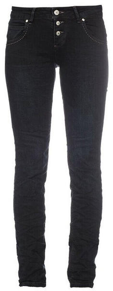 M.O.D Jeans Ulla Slim Fit Jeans smoked black