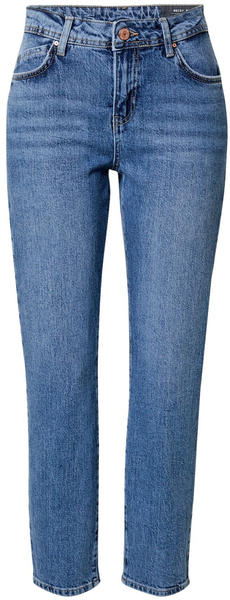Noisy May Olivia Straight Fit Jeans medium blue denim