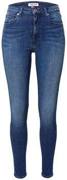 Tommy Hilfiger Sylvia High Rise Super Skinny Fit Jeans new niceville mid blue stretch