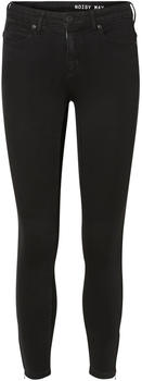 Noisy May Kimmy Cropped NW Skinny Fit Jeans black