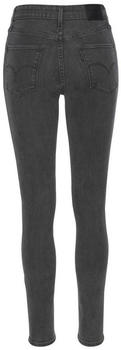 Levi's 721 High Rise Skinny (18882) mid grey used