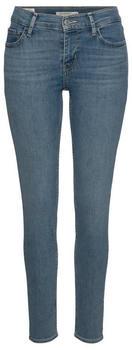 Levi's 710 Innovation Super Skinny Jeans (17780) light blue used