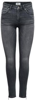 Only Onlkendell Life Reg Ankle Skinny Fit Jeans (15209387) medium grey
