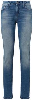 Mavi Nicole Super Skinny Jeans (10872-23748) mid brushed uptown