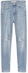 Tommy Hilfiger Sylvia HR Super Skinny Jeans carr lb str destr