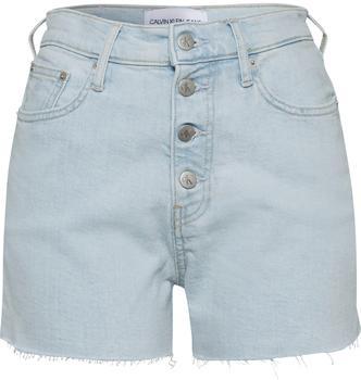 Calvin Klein HIGH RISE Jeans-Shorts (J20J215898) denim light