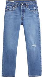 Levis 501 Crop Jeans salsa middle
