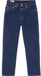 Levis 501 Crop Jeans salsa stonewash