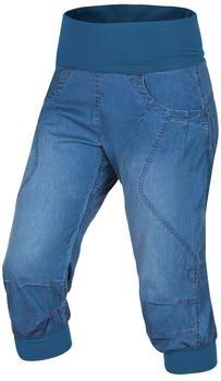 Ocun Noya Capri Pants (04118) middle blue