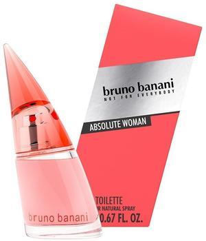 Bruno Banani Absolute Woman Eau de Toilette
