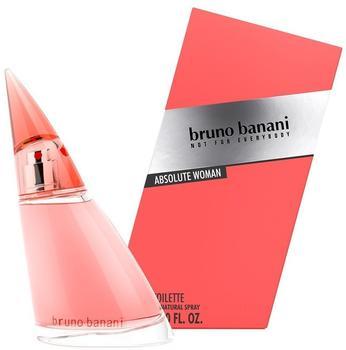 Bruno Banani Absolute Woman Eau de Toilette (60ml)