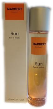 Marbert Sun Eau de Toilette (100ml)