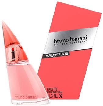 Bruno Banani Absolute Woman Eau de Toilette (40ml)