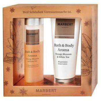 Marbert Orange Blossom & White Tea Geschenkset