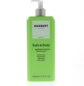 Marbert Bath & Body I Love Refresh'n Fruity Kiwi & Guave (400ml)