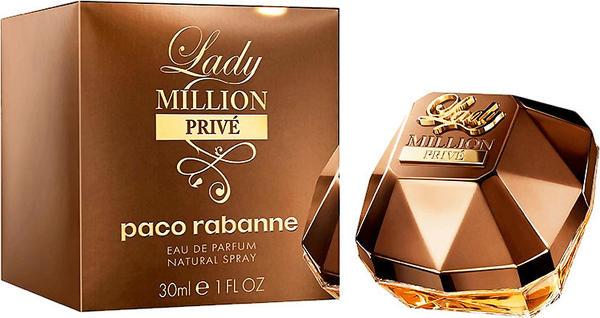 Paco Rabanne Lady Million Privé Eau de Parfum (30ml)