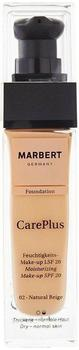 Marbert Care Plus Make-up - 02 Natural Beige (30 ml)