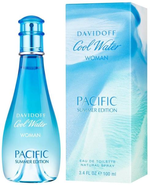 Davidoff Cool Water Woman Pacific Summer 2017 Eau de Toilette (100ml)