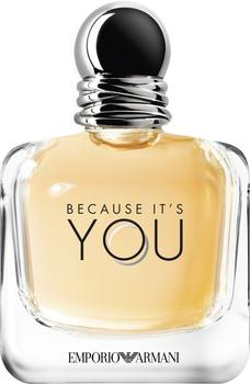 Emporio Armani Because it's you Eau de Parfum (100ml)