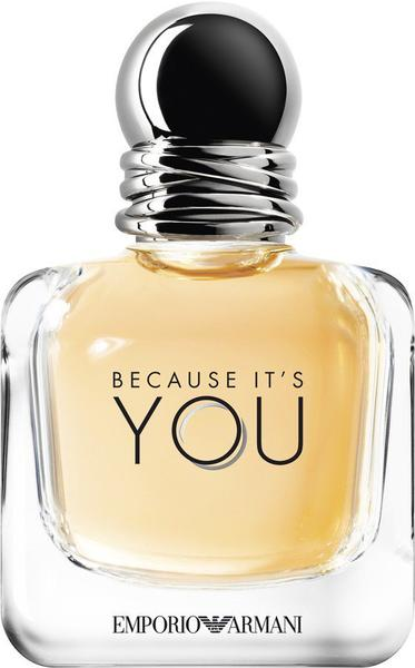 Emporio Armani Because it's you Eau de Parfum (50ml)
