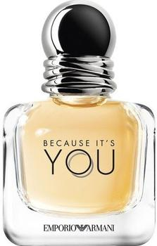 Emporio Armani Because it's you Eau de Parfum (30ml)