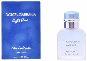 Dolce & Gabbana Pour Homme Light Blue Eau Intense Eau de Parfum (50ml)