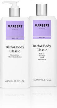 Marbert Bath & Body Classic Set (2 x 400ml)