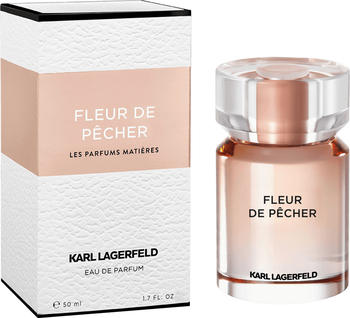 Karl Lagerfeld Fleur de Pecher Eau de Parfum (50ml)