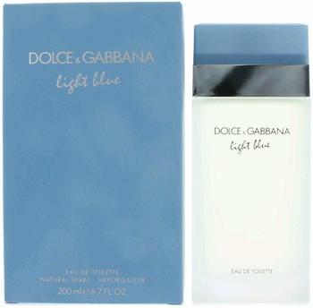 Dolce & Gabbana DOLCE GABBANA LIGHT BLUE Woman 200ml