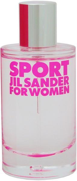 Jil Sander Sport Eau de Toilette 50 ml
