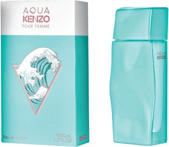 Kenzo Aqua Kenzo Pour Femme Eau de Toilette (50ml)