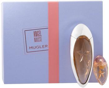Thierry Mugler Angel Muse Eau de Parfum refillable 50 ml + Eau de Parfum refillable 5 ml