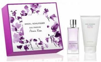 Angel Schlesser Peonia Rosa Set (EdT 100ml + SG 150ml)