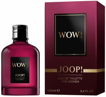 Joop! WOW! for Women Eau de Toilette 100 ml