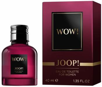 Joop! WOW! for Women Eau de Toilette 40 ml