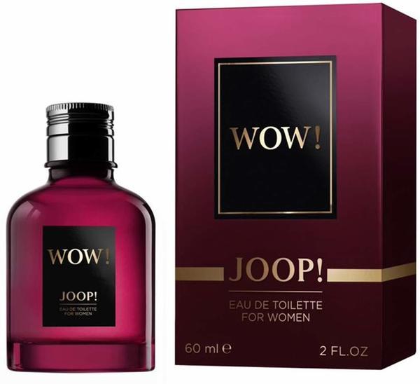 Joop! WOW! for Women Eau de Toilette 60 ml