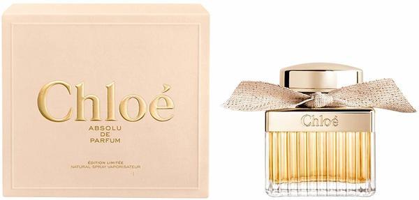 Chloé Absolu De Parfum Eau De Parfum 30 Ml Ab 4410 Günstig Im