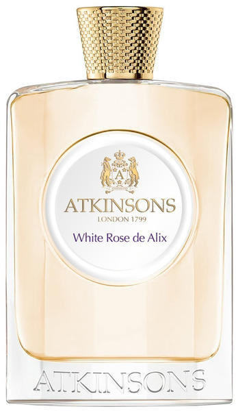 Atkinsons White Rose de Alix Eau de Parfum (100ml)