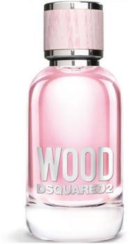 Dsquared² Dsquared2 Wood pour Femme Eau de toilette 50 ml