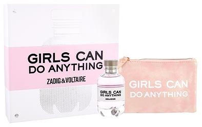 Zadig & Voltaire Girls Can Do Anything Set (EdP 90ml + BB)