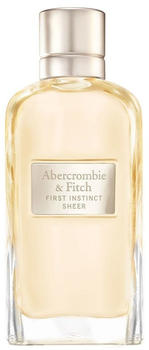 Abercrombie & Fitch First Instinct Woman Sheer Woman Eau de Parfum (50ml)